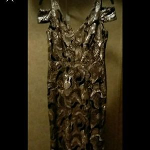 Georgeous Calvin Klein formal evening dress